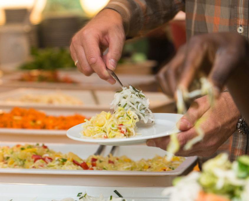 Salatbuffett